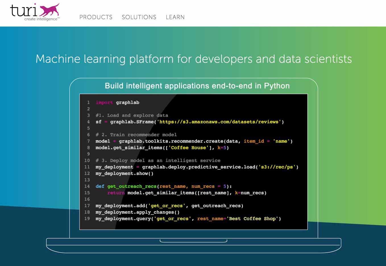 Apple、AIと機械学習スタートアップ「Turi」を約2億ドルで買収