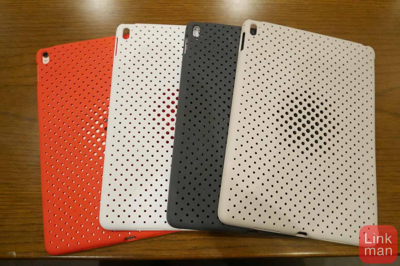 【レビュー】「AndMesh Mesh Case for 9.7-inch iPad Pro」をチェック 〜 9/15まで30%オフセールも実施中