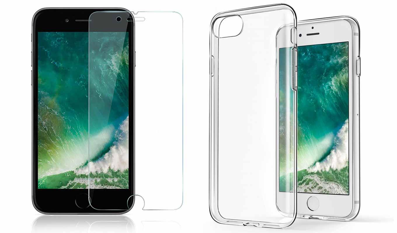 Anker、「iPhone 7/7 Plus」向け強化ガラス保護フィルム、保護ケースの販売を開始