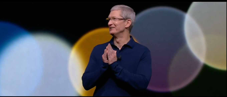 「iPhone 7」発表イベントを10分で振り返る動画が公開