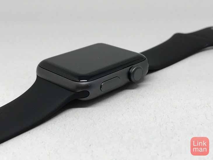 「Apple Watch Series 2」フォトレビュー 〜 42mm スペースグレイアルミニウムケース