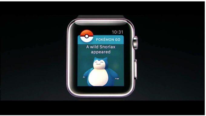 【UPDATE:まもなくリリースとアナウンス】Niantic、「Pokémon Go for Apple Watch」の開発を中止か!? ー リリースされるという情報も?