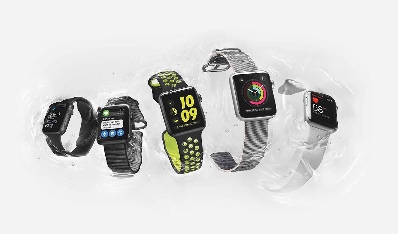 「Apple Watch Series 2・1」には「1m磁気充電ケーブル」が同梱