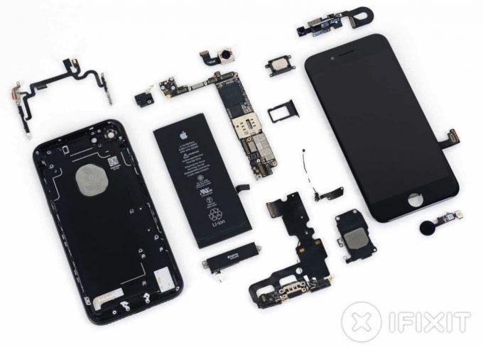 「iPhone 7」の製造コストは224ドルからと推定