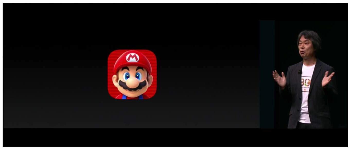 任天堂、iOS向けアプリ「SUPER MARIO RUN」を2016年中にリリースへ