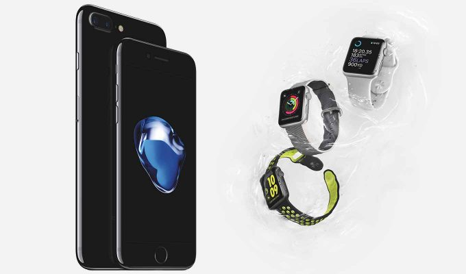 KDDI、「iPhone 7」「iPhone 7 Plus」「Apple Watch Series 2」を販売 〜「iPhone 7」シリーズは9月9日から予約開始
