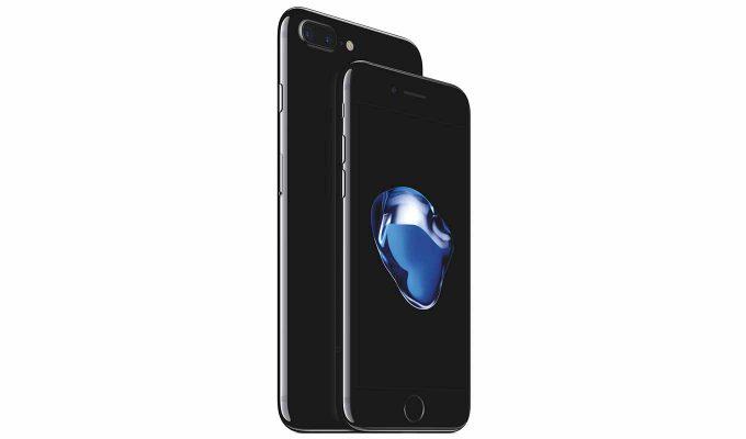 ドコモオンラインショップ、「iPhone 7/7 Plus 32GB」のジェットブラックを取り扱い開始