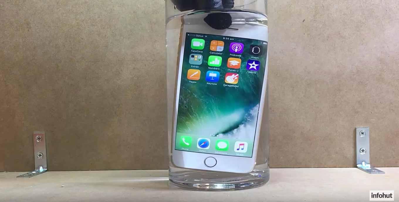 新たな「iPhone 7」「iPhone 7 Plus」の耐久テスト動画が公開 〜 コーヒーやソーダなどに浸ける実験など