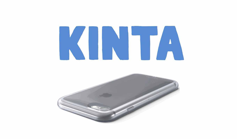 AndMeshの兄弟ブランド「KINTA」をWEB直販ブランドに 〜 iPhone 7対応クリアケースをクラウドファインディングによる資金調達も実施