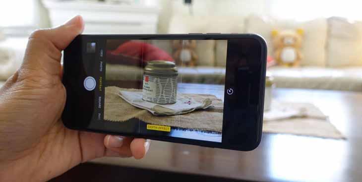 「iOS 10.1 beta」では「ポートレイト」モードが利用可能に 〜 ハンズオン動画も