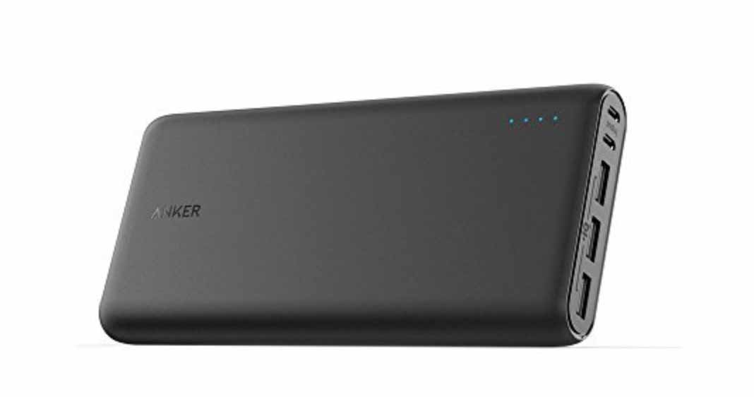 Anker、「iPhone 7」を10回以上充電できる大容量バッテリー「Anker PowerCore 26800」の販売を開始