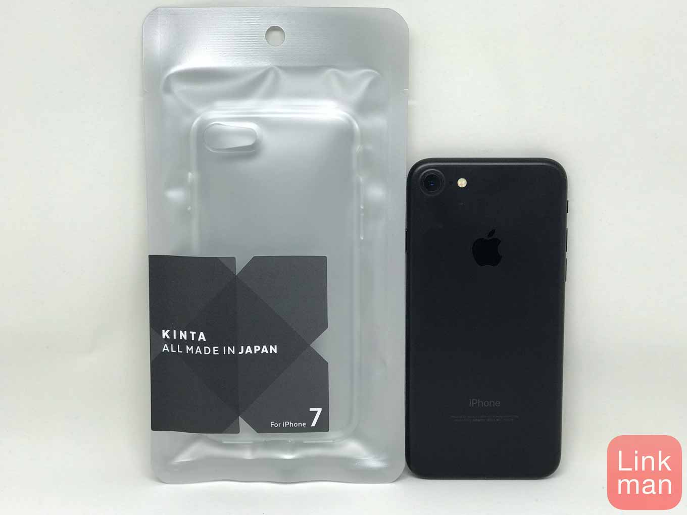 KINTA、iPhone 7対応クリアケース「KINTA Clear Case for iPhone 7」の販売を開始
