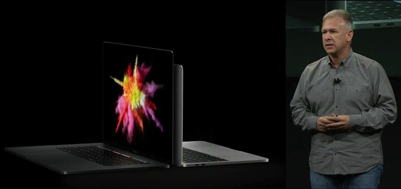 Apple、Touch Barを搭載した13インチと15インチ「MacBook Pro (Retina, Late 2016)」を発表