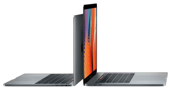 Apple、Touch BarとTouch IDを搭載した13/15インチ「MacBook Pro (Retina, Late 2016)」を発表