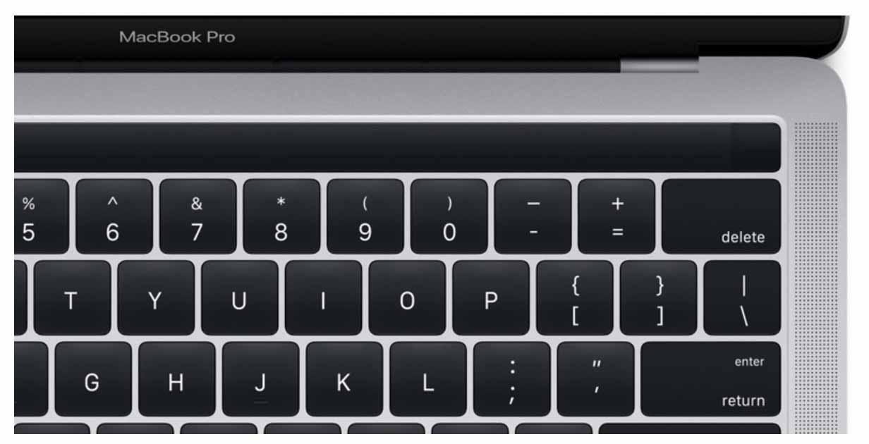 「macOS Sierra 10.12.1」に新型「MacBook Pro」と有機ELタッチバーの画像が隠されていた事が明らかに