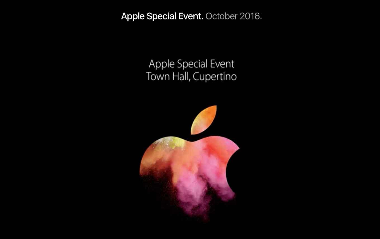 Apple、「MacBook Pro (Retina, Late 2016)」を発表したスペシャルイベントのアーカイブ配信を開始
