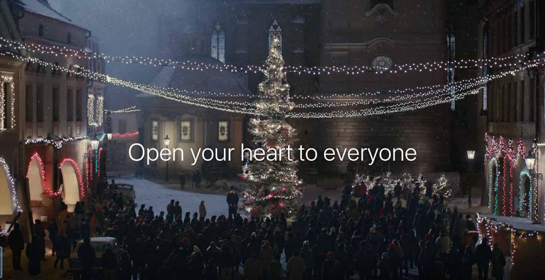 Apple、ホリデーシーズン向けのTVCM「Frankie's Holiday」を公開