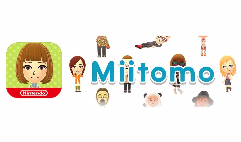 任天堂、5つの新機能を搭載したiOSアプリ「Miitomo 2.0.1」リリース