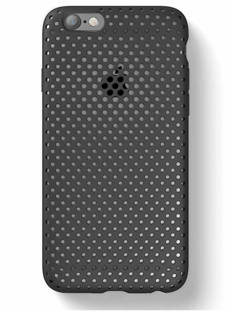 【85%オフ】Amazon、「AndMesh iPhone 6s/6 ケース USAモデル ブラック」を500円で販売中(12/10 17時までのタイムセール)