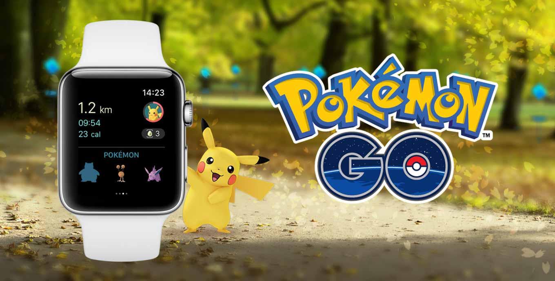 【ポケモンGO】Apple Watchに対応したiOSアプリ「ポケモンGO 1.21.2」リリース