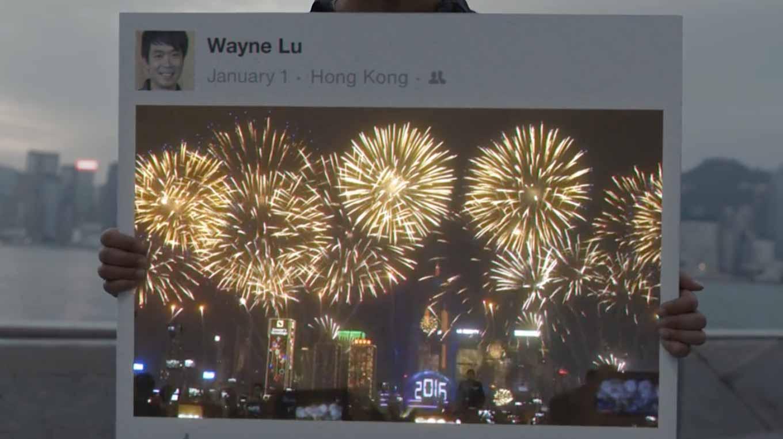 Facebook、今年話題になった動画と画像をまとめた「2016年ランキング」を発表