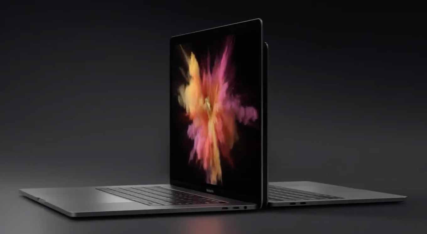 Apple、Facebook広告でTouch Bar搭載「MacBook Pro(Late 2016)」のCMを公開