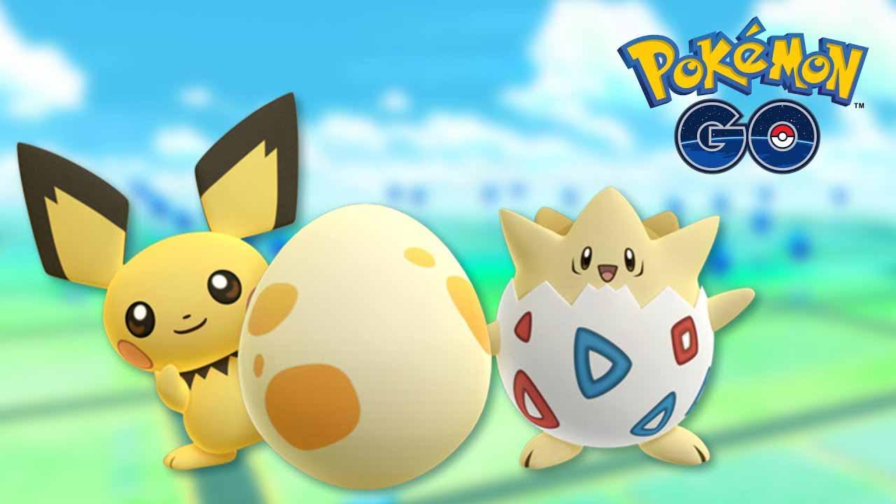 【ポケモンGO】「トゲピー」と「ピチュー」などポケットモンスター 金・銀のポケモンを追加 ー 期間限定ピカチュウも