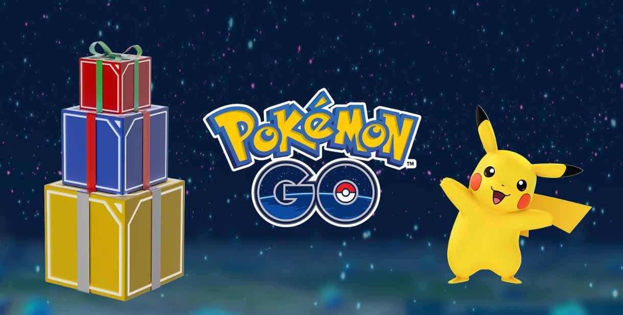 【ポケモンGO】今年最後のキャンペーンを12月26日から実施 ー 「ふかそうち」がもらえたり新ポケモンのタマゴが多く出現へ