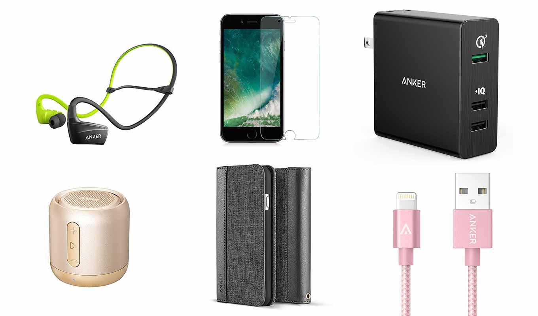 【最大72%オフ】Amazon、AnkerのUSB充電器やiPhoneアクセサリなどをタイムセール価格で販売中(1/8 23時まで)