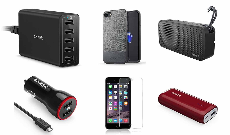 【最大42%オフ】AnkerのUSB急速充電器やバッテリー、iPhoneケースなどをなどをタイムセール価格で販売中(1/14 23時まで)