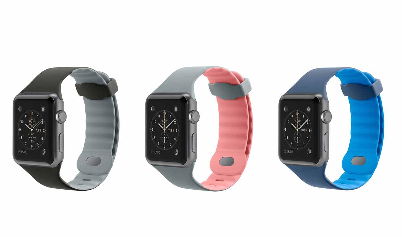 Belkin、Apple Watch専用スポーツバンド「Sport Band for Apple Watch」を発表 ― 1月22日から販売開始
