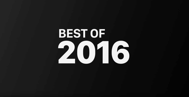 米Apple、2016年の人気アプリや音楽・映画などを振り返る動画「Best of 2016」を公開