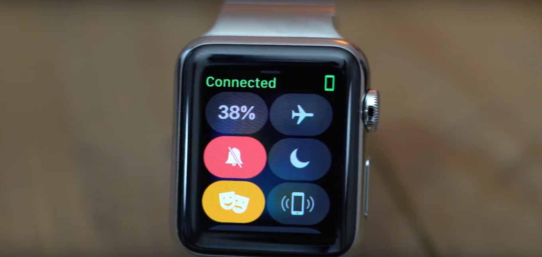 「watchOS 3.2 beta」で搭載された新機能シアターモードのハンズオン動画
