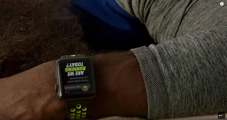 NIKE、「Apple Watch Nike+」のCMシリーズ「The Man Who Kept Running feat. Kevin Hart」を公開