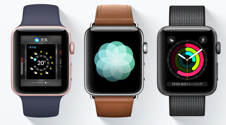 Apple、Apple Watch向けに「watchOS 3.2」リリース ― シアターモードを追加など