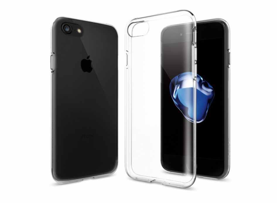【2,017個限定500円】Spigen、iPhone 7用クリアケース「リキッド・クリスタル」500円セール中