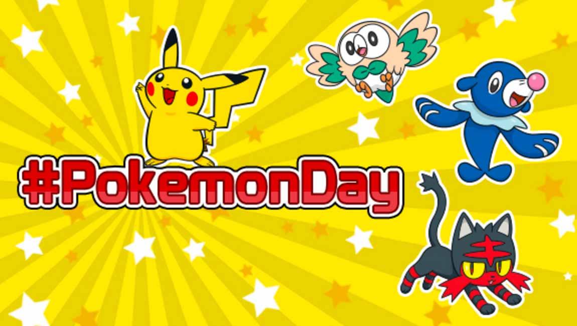 【ポケモンGO】2月27日からの「ポケモンデー」に合わせてパーティーハットを被ったピカチュウが期間限定で登場へ