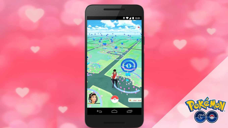 【ポケモンGO】「バレンタインデー」キャンペーンとして実施しているルアーモジュールの効果が6時間継続する期間を2月19日午前9時まで延長