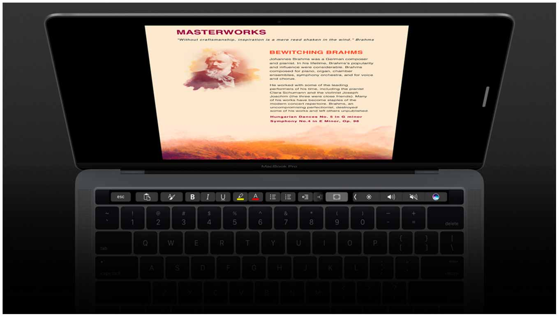 Microsoft、Touch Barに対応したMac向けアプリ「Office 2016 for Mac 15.31.0」をリリース
