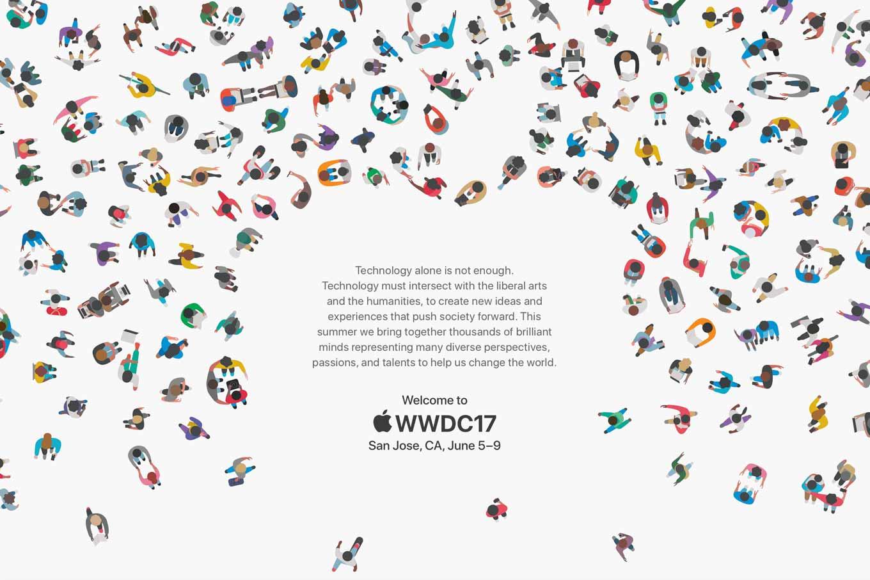 Apple、メディアに対して「WWDC 2017」の基調講演の招待状を送る