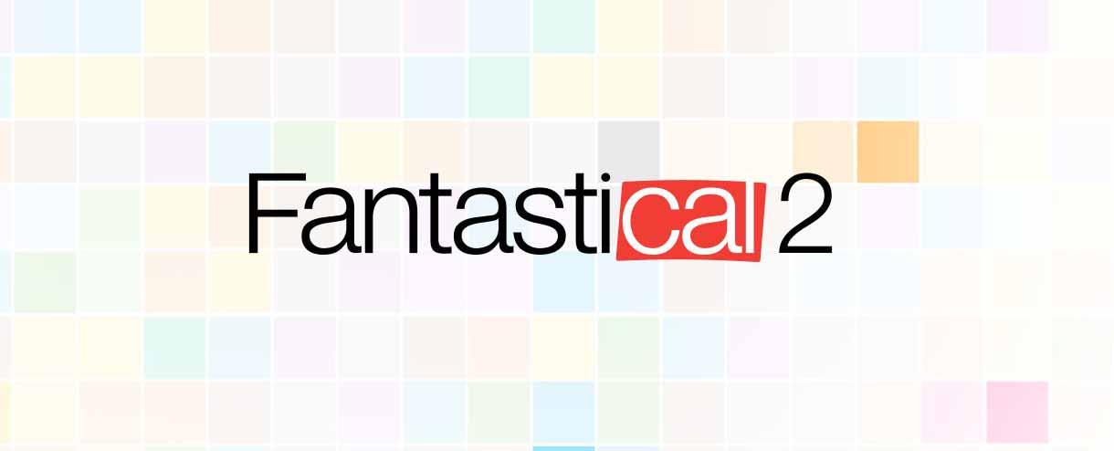 Fantastical2formac