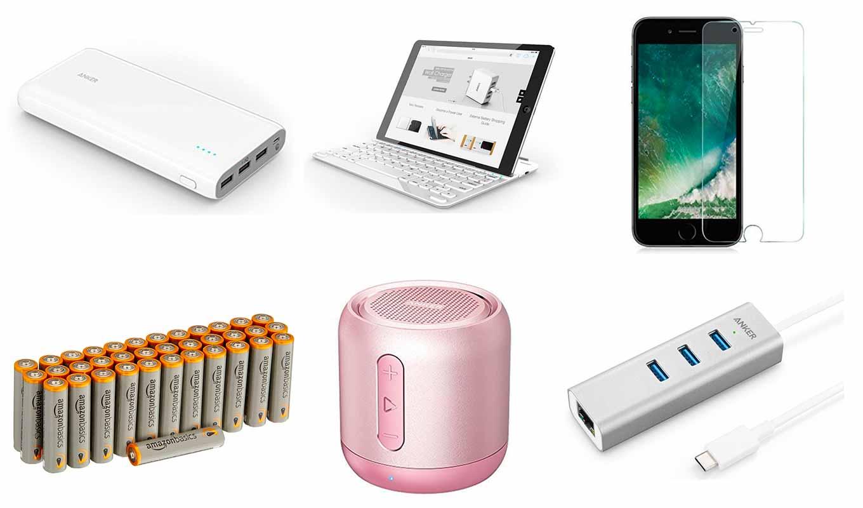 【最大68%オフ】Amazon、AnkerのモバイルバッテリーやiPhoneアクセサリなどをタイムセール価格で販売中(3/19 23時まで)