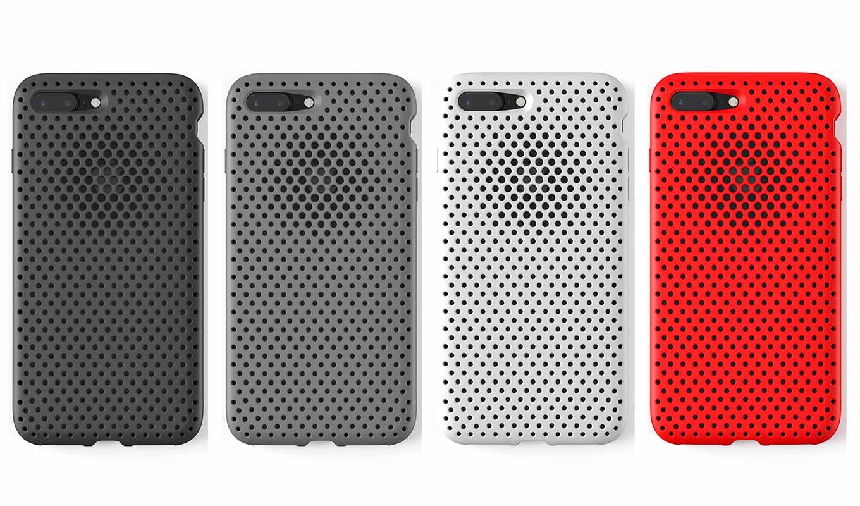 AndMesh、「AndMesh Mesh Case for iPhone 7 Plus」のすべてのカラーの販売を正式に開始