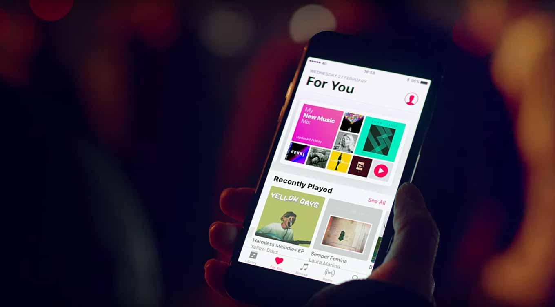 Apple、イギリスで「Apple Music」のTVCMを2本公開