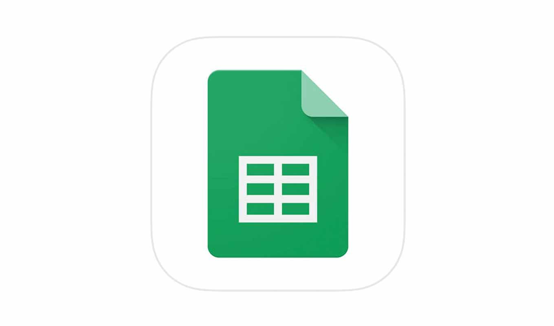 Google、iOSアプリ「Google スプレッドシート」の最新版をリリース ― 数字/英字キーボードの切り替えが簡単に
