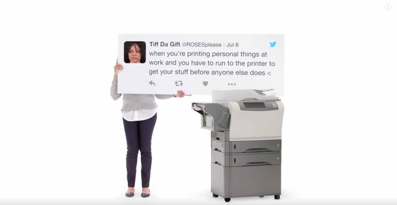 Apple、「iPad Pro」の新しいTVCM「No more printing」公開