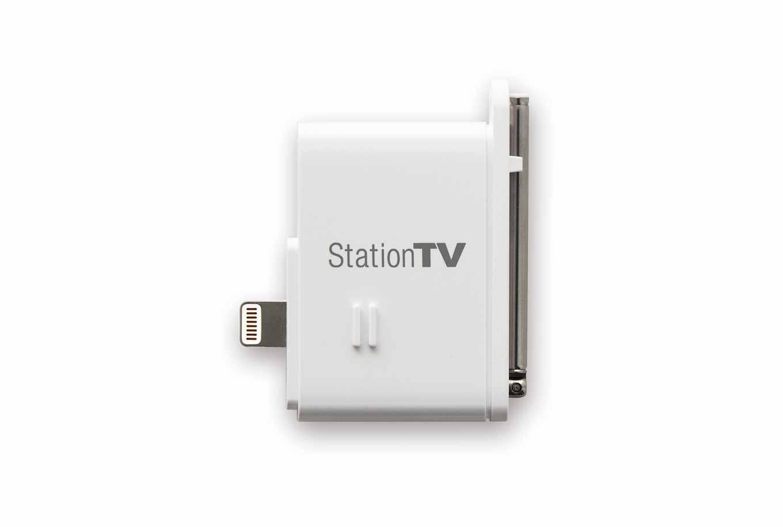 ピクセラ、iPhone/iPad向けLightningコネクタ接続の地デジフルセグチューナー「PIX-DT350N」を発売へ