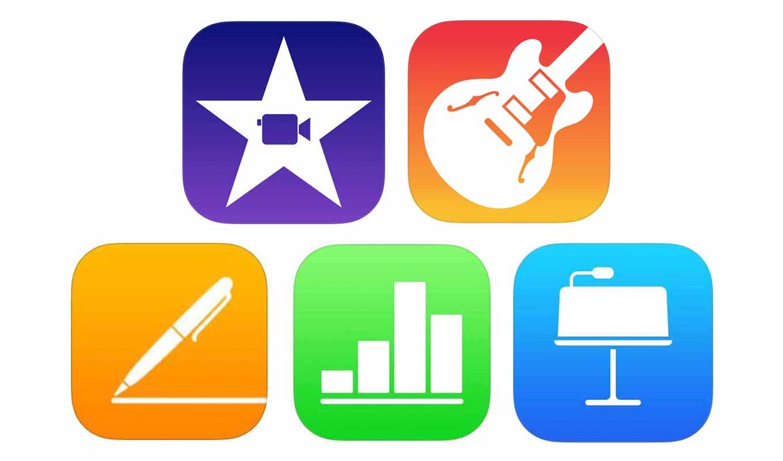 Apple、iOSとMac向け「iMovie」「GarageBand」「iWork」各アプリのすべてを無料化