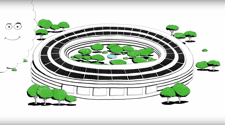 Apple、「Earth Day 2017」に合わせてAppleの取り組みを紹介した4つの動画を公開