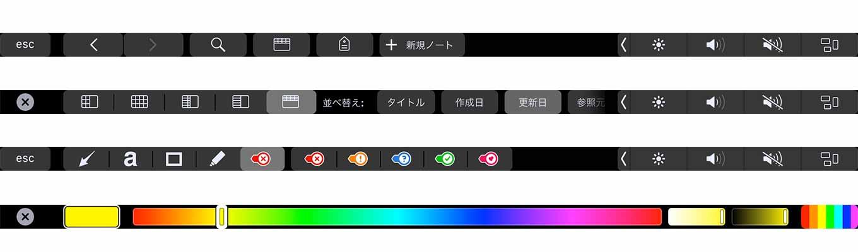 Evernote、Touch Barに対応したMac向けアプリ「Evernote 6.11」リリース